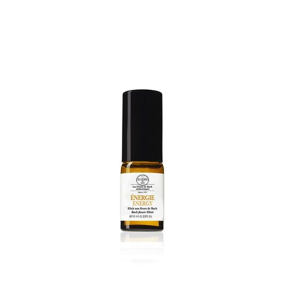 Elixir de bach énergie spray buccal 10ml