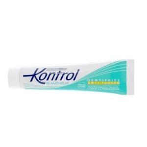 Kontrol Blancheur Dentifrice Anti Taches 75 ml