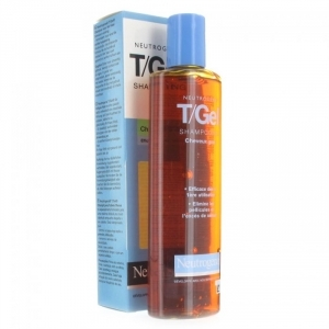 Neutrogena T Gel Cheveux Gras Flacon 250ml