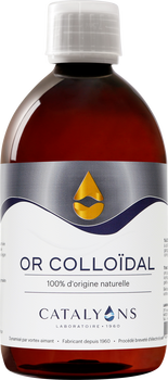 Catalyons Or colloidal 500ml
