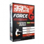 Force G stimulant 20 ampoules dont 5 offertes