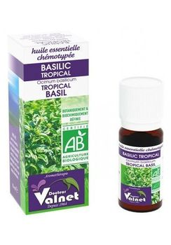 DR Valnet bio HE Basilic tropical 10ml