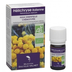 DR Valnet bio HE Hélichryse italienne 5ml
