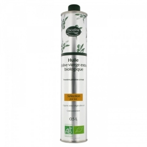 Pileje huile d'olive vierge extra bio 500ml