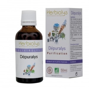 Dépuralys bio purification 50ml