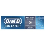 Oral B Pro-expert dentifrice nettoyage intense 75ml