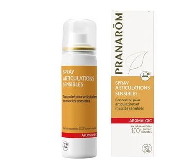 Pranarom Aromalgic spray articulations 50ml