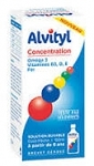 Alvityl Concentration Solution buvable 150ml à partir de 6 ans
