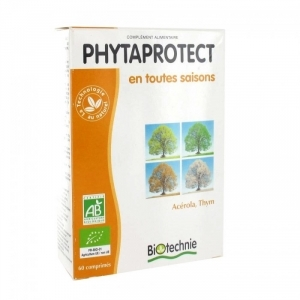 Biotechnie Phytaprotect Bio 60 comprimés