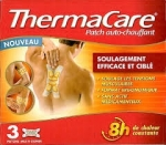Thermacare Multi Zones 3 Patchs