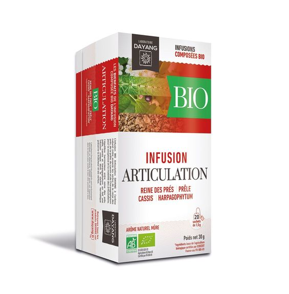 Dayang Infusion Articulation 20 sachets