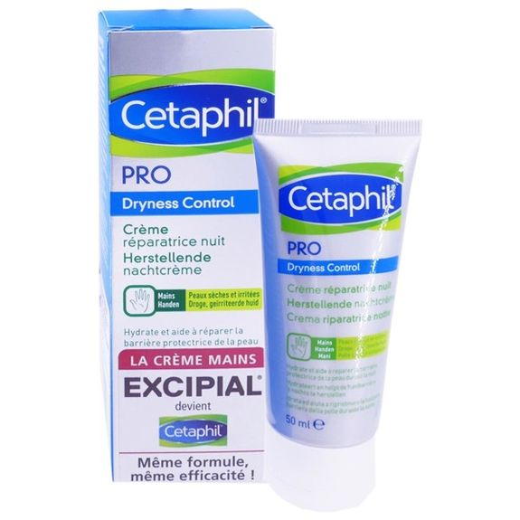 Excipial repair sensitive crème mains 50ml