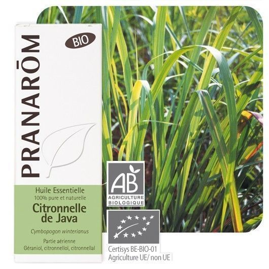 Pranarom HE Citronelle de Java 10ml