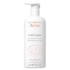 Avène Cold Cream Lait corporel nourrissant 400ml