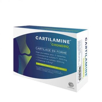 Cartilamine Chondro 60 tablettes  E-Sciences