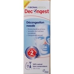 Decongest spray nasal 20ml