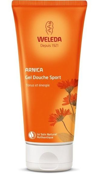 Wéléda Gel douche Arnica sport 200ml
