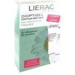 Lierac Dioptigel Anti poche DUO, 2x10ml
