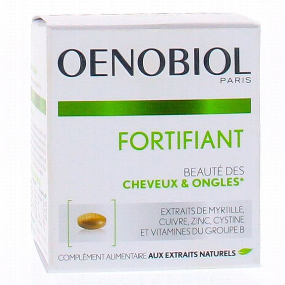 Oenobiol Capillaire Fortifiant 180 géluules