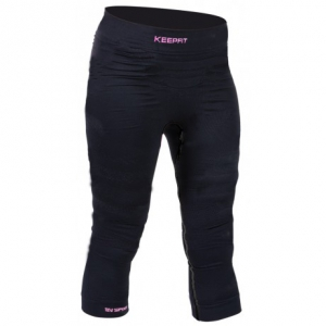 BV Sport Cuissard de sport anti-cellulite KEEPFIT noir taille Medium