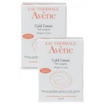 Avène Cold Cream Pain surgras lot 2x 100g