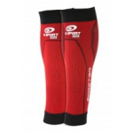 BV Sport Booster Elite Rouge - Manchon d'effort taille L+