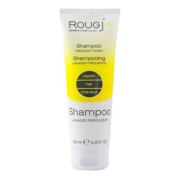 Rougj+ Shampooing usage fréquent 125ml