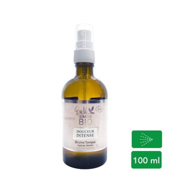 Belle Oemine lotion tonique rose aloé Bio 100ml