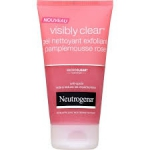 Visibly Clear Gel Nettoyant Exfoliant Pamplemousse Rose 150ml