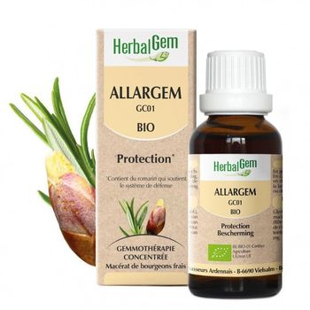 Herbalgem Allargem Bio 30ml