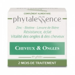 Phytalessence Cheveux & Ongles 60 gélules