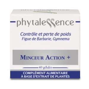 Phytalessence minceur action 40 g lules for Action minceur