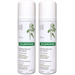 Klorane Shampooing Sec Extra-Doux Duo 150 ml X 2