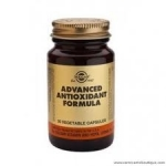 Solgar Advanced Antioxydant formula  60 gélules