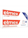 Elmex Dentifrice Protection Caries Lot de 2 x 125 ml