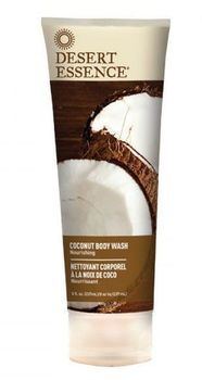 Desert Essence gel douche noix de coco, 237ml