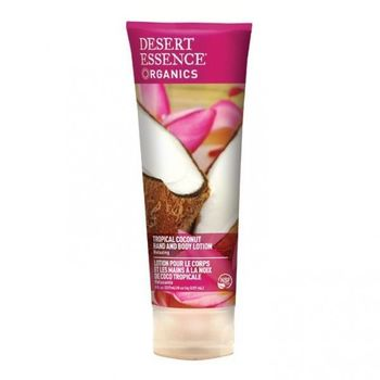 Desert Essence lotion corps noix de coco tropicale 237ml