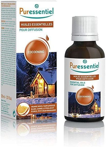 Puressentiel complexe cocooning pour diffusion 30ml