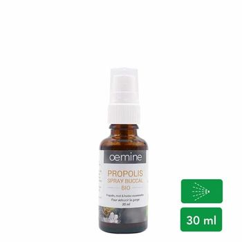 Oemine Propolis spray buccal BIO 30ml