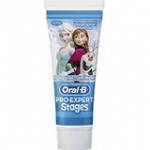Exp: 05/19 Oral B dentifrice protection carie la reine des neiges 75 ml