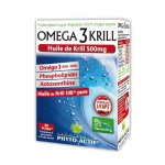 phyto Actif Omega 3 krill 30 licaps