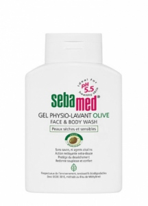 Sebamed Face & Body Wash Physio-Nettoyant Olive 200 ml
