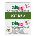 Sebamed Pain Physio-Lavant Olive Lot de 2 x 150 g