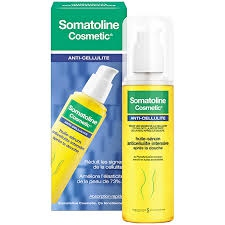 Somatoline Huile Sérum Anti-Cellulite Intensive 125ml