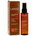 Lierac Sunific Solaire 2 Huile embellissante SPF15 125ml
