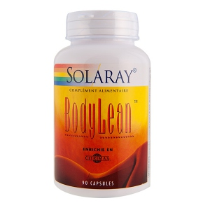 Solaray Body Lean - 90 capsules
