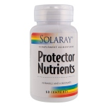 Solaray Protector Nutrients - 60 comprimés