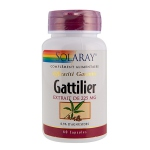 Solaray Gattilier (Vitex) - 225mg - 60 capsules
