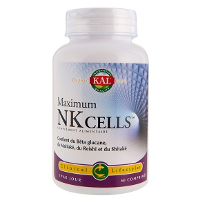 kal Maximum NK Cells 60 comprimés