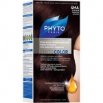 Phyto Phytocolor 4ma chatain Marron acajou